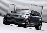 Range Rover Evoque Dark Tungsten RS250 by Kahn Design