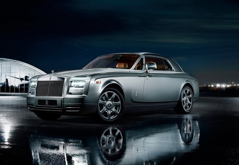 2013 Rolls-Royce Phantom Coupé Aviator Edition