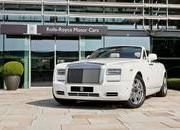 Rolls-Royce Phantom Drophead Coupes Olympic Editions