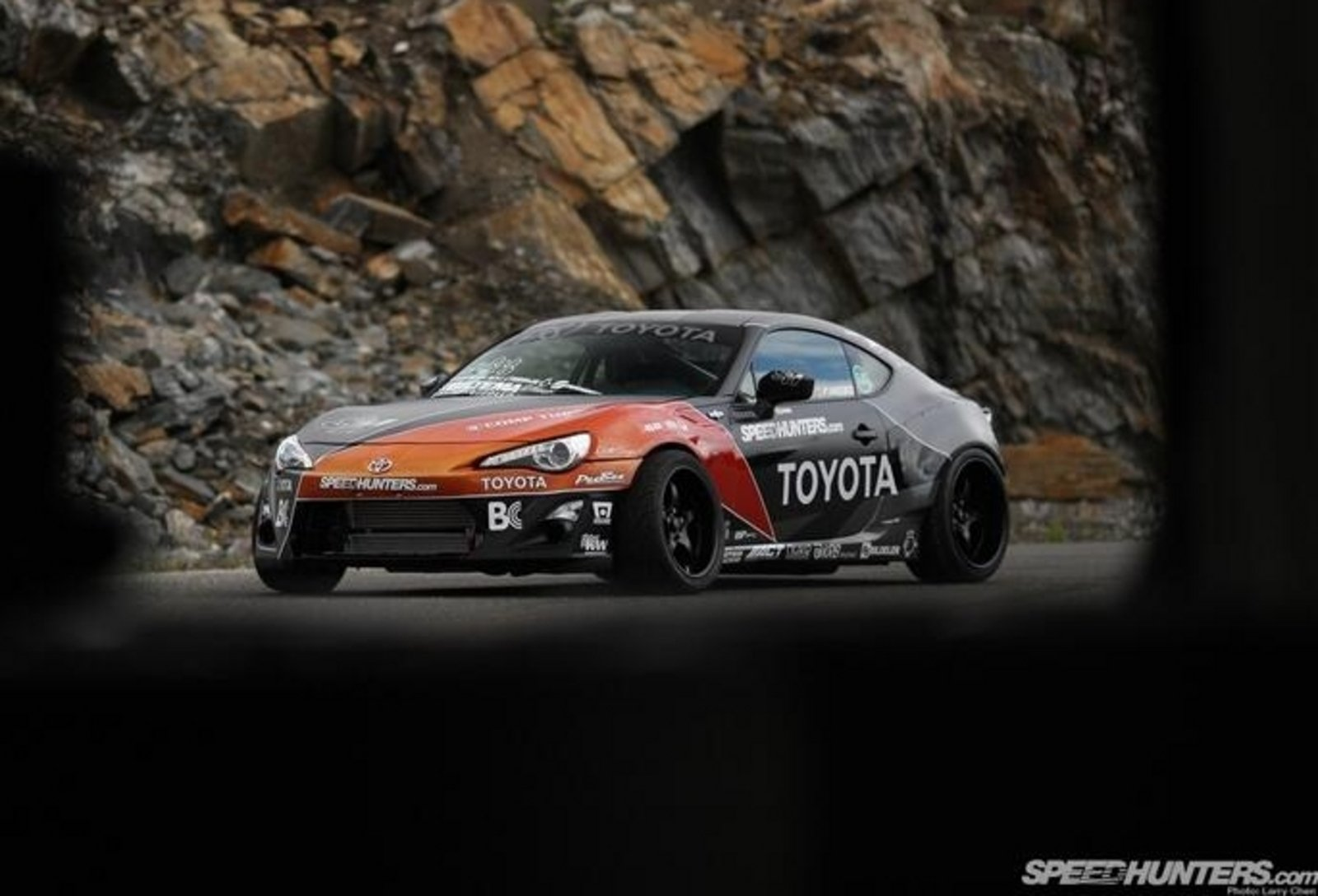 Toyota 86 Livery >> 2013 Toyota GT-86X Drift Car By Speedhunters And KW Review ...