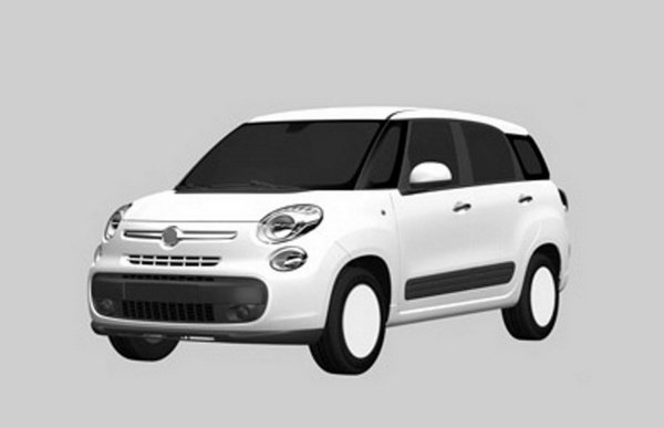 2014 fiat 500 xl pictures car review top speed. Black Bedroom Furniture Sets. Home Design Ideas