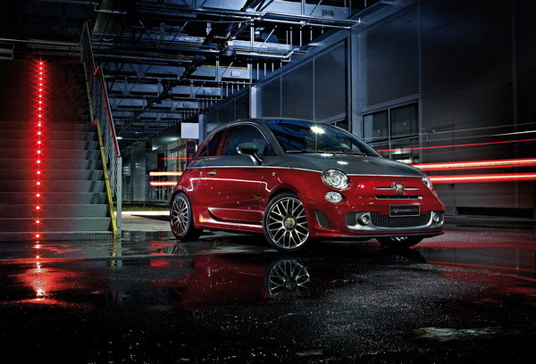 fiat 595 abarth turismo picture