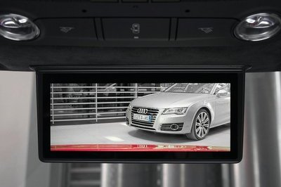 As Expected, Audi Planning to Use Digital Rear-View Mirrors in Production Models