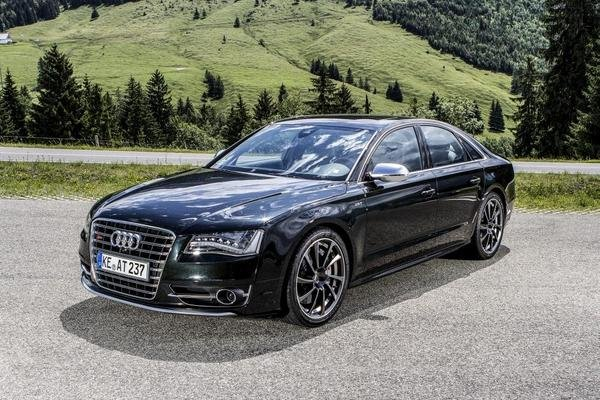 audi as8 by abt sportsline picture