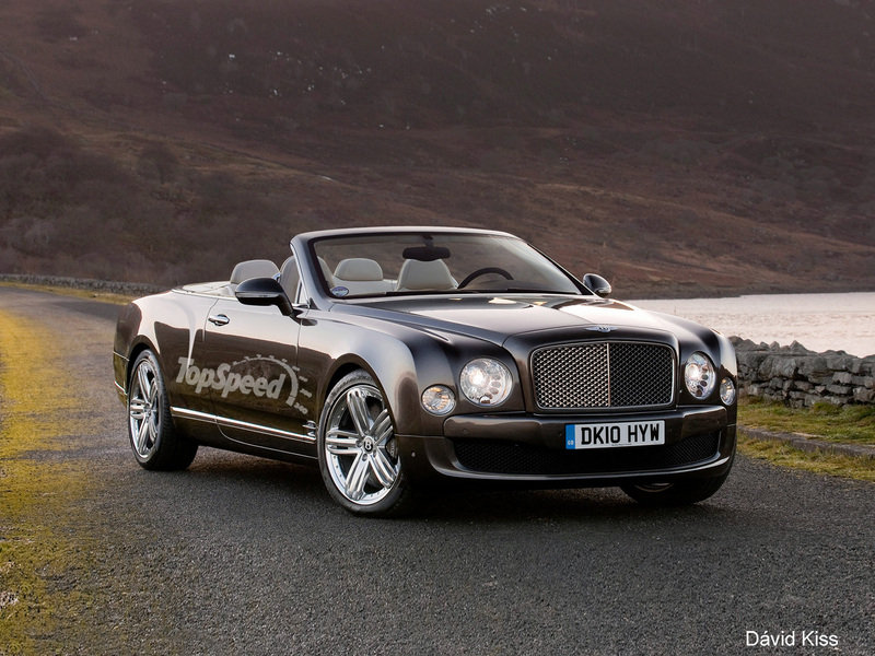 2013 Bentley Mulsanne Vision