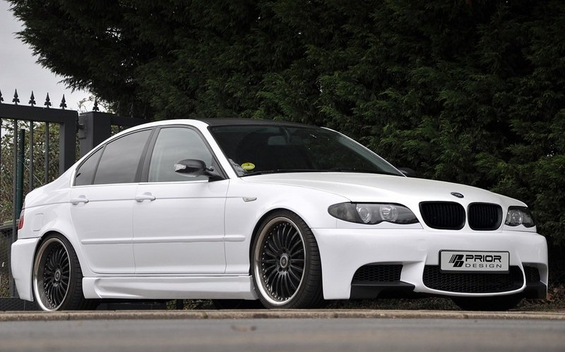 1999 - 2005 BMW E46 3 Series by Prior Design