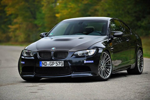 bmw m3 by g-power picture