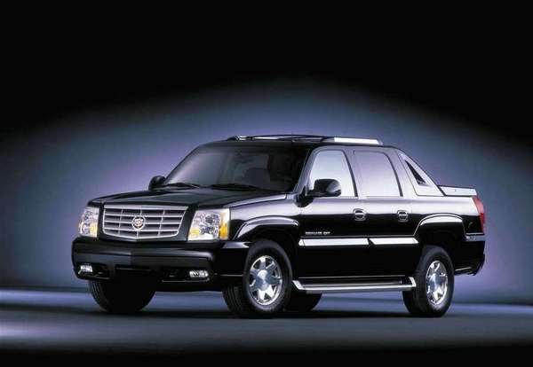cadillac escalade ext picture