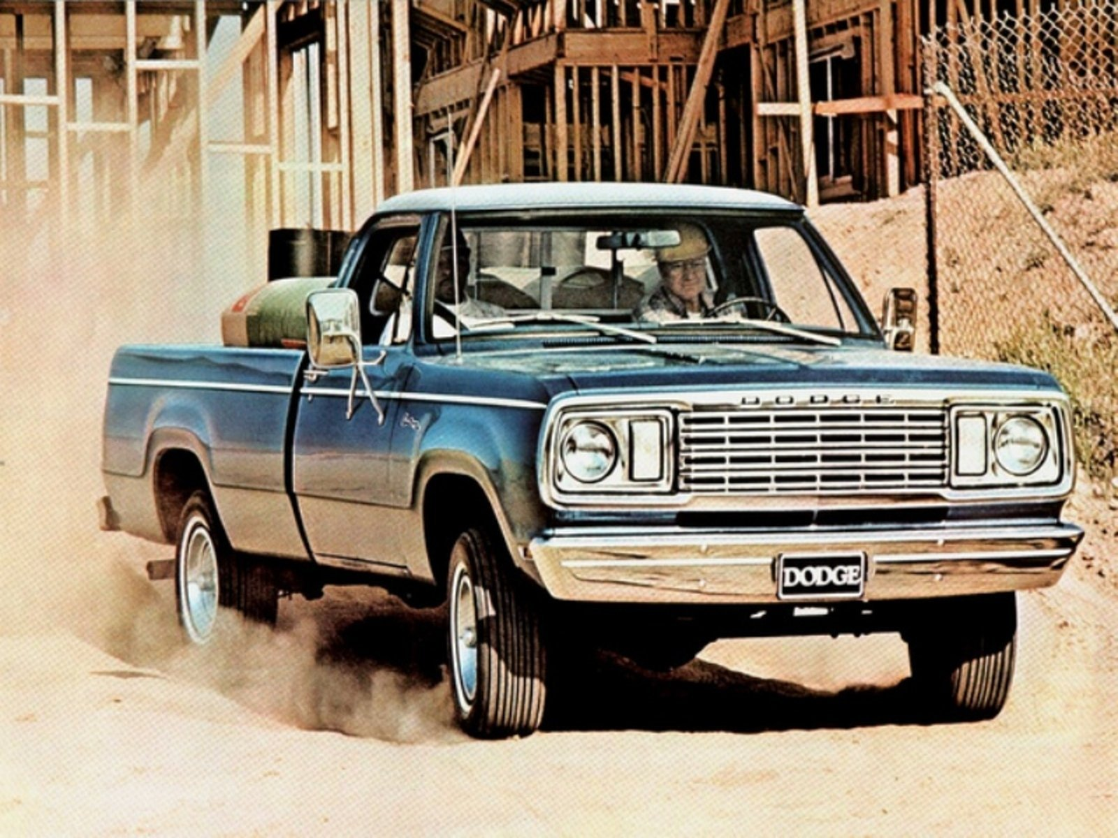 Ram Power Wagon For Sale >> 1980 - 2003 Dodge Ram D-Series Review - Top Speed
