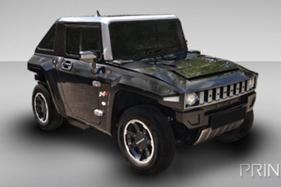 2013 Hummer H3 Electric by Prindiville Exterior - image 470646