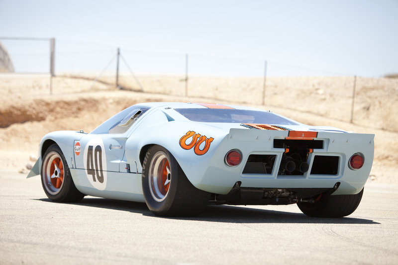1964 - 1969 Ford GT40 High Resolution Exterior - image 469598