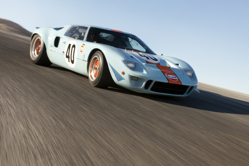 1964 - 1969 Ford GT40 High Resolution Exterior - image 469622