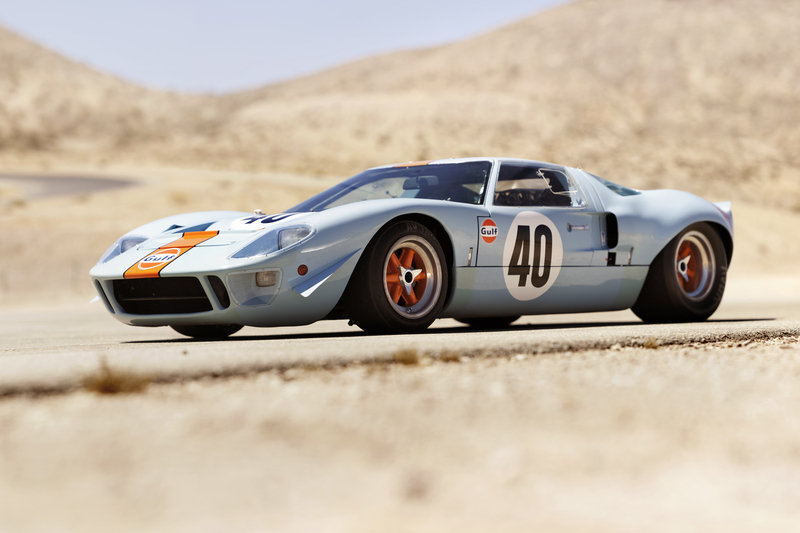 1964 - 1969 Ford GT40 High Resolution Exterior - image 469624