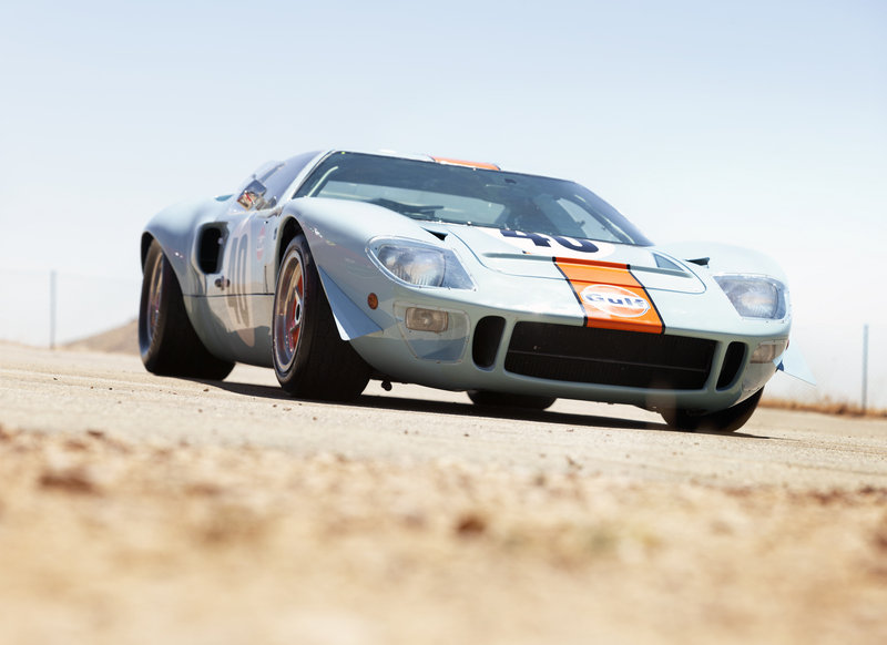 1964 - 1969 Ford GT40 High Resolution Exterior - image 469625