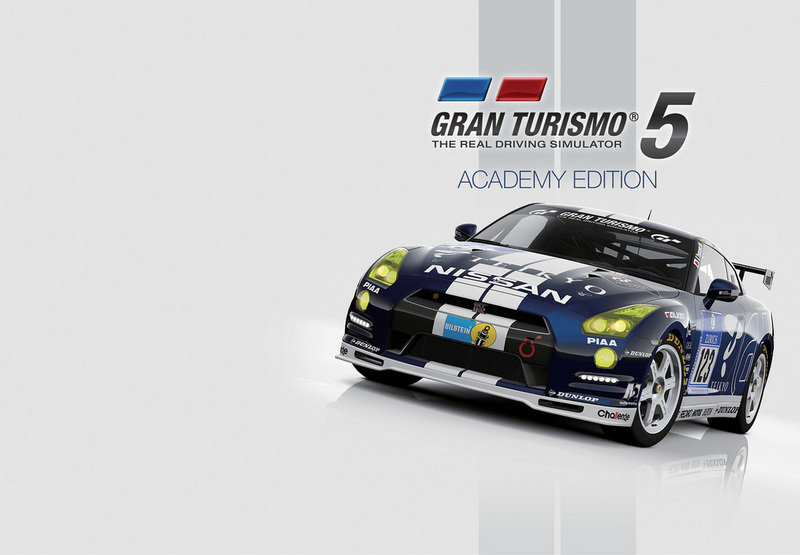 Gran Turismo 5: GT Academy Edition drops on shelves in late September