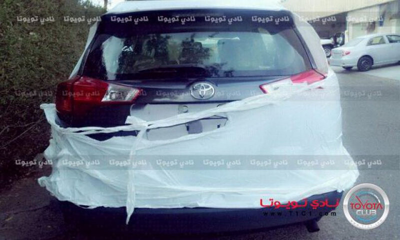 Is this the 2013 Toyota RAV4?