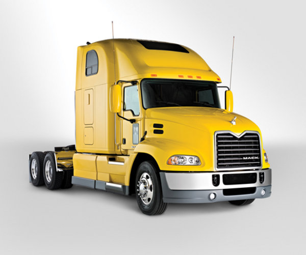 mack upgraded the pinnacle s cab with a series of new features picture