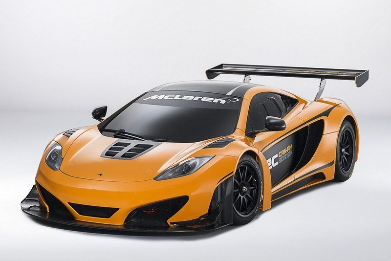 2013 McLaren 12C Can-Am Edition