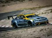 Mercedes CLK 63 AMG Black Series Race Car by MBBS-Evorsport