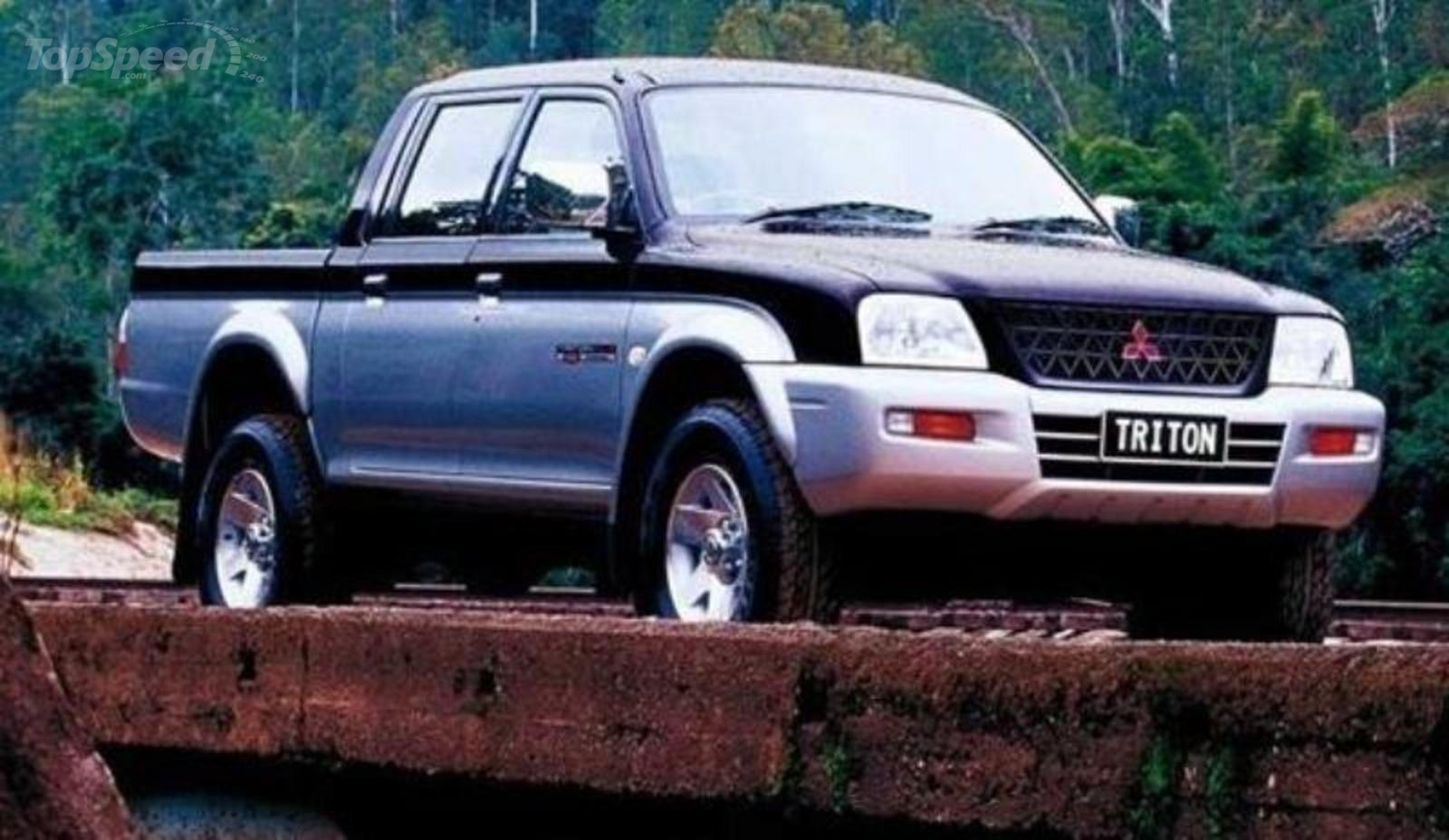 1996 2006 mitsubishi triton review top speed. Black Bedroom Furniture Sets. Home Design Ideas