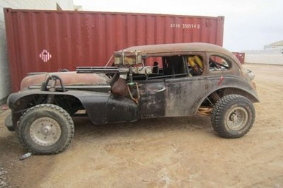 New production photos from Mad Max 4 gives us a tease of what vehicles to expect