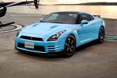 2013 Nissan GT-R Facelift will have to do until Next-Gen GT-R in 2018