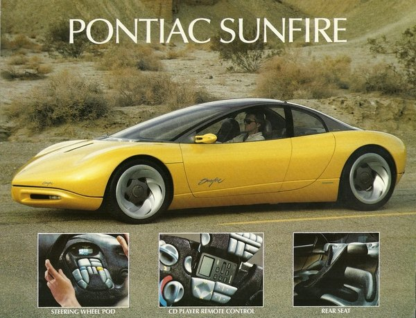 Remember The Sunfire Prototype Car News Top Speed