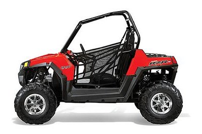 2009 Polaris RZR-X Pikes Peak