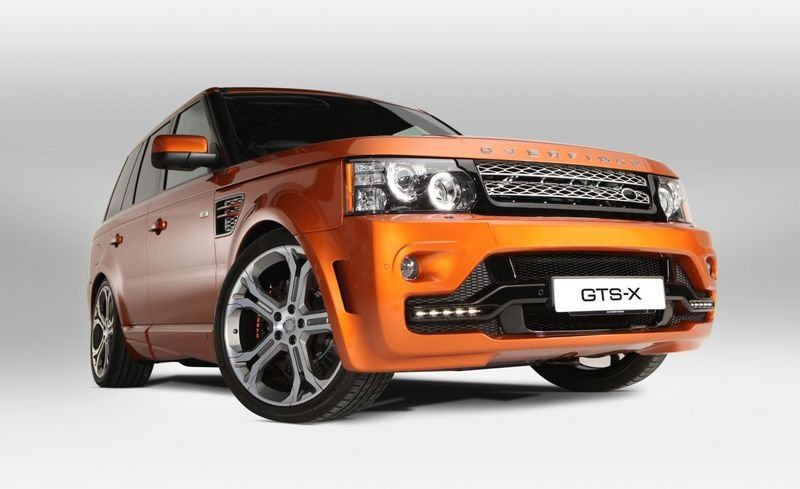 2012 Land Rover Range Rover Sport GTS-X by Overfinch
