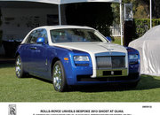 "Rolls-Royce Ghost ""The Quail: A Motorstport Gathering"" Edition"