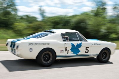 1965 Ford Mustang Shelby GT350 R