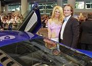 Surprise, Pamela Anderson Visits Gemballa booth at Top Marques 2012 - image 470720