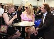 Surprise, Pamela Anderson Visits Gemballa booth at Top Marques 2012 - image 470722
