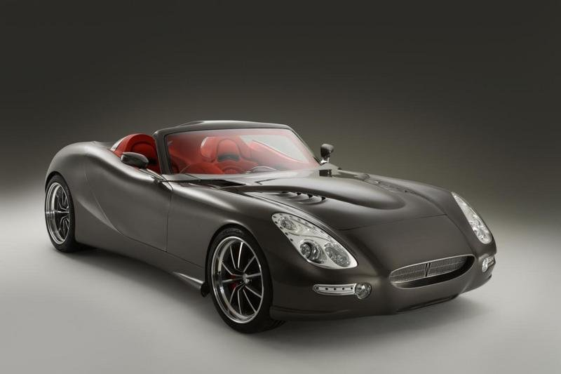 2013 Trident Iceni Grand Tourer High Resolution Exterior - image 469757