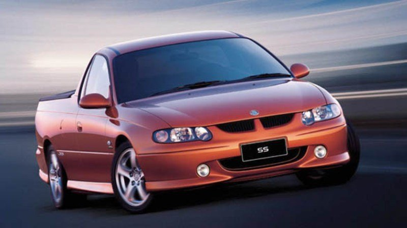 2000 Holden Commodore VU Ute