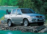2002 - 2005 SsangYong Musso Pick-up - image 472244