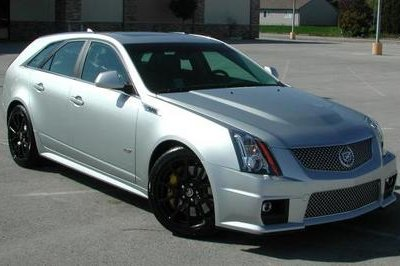 2009 - 2012 Cadillac CTS-V by Lingenfelter