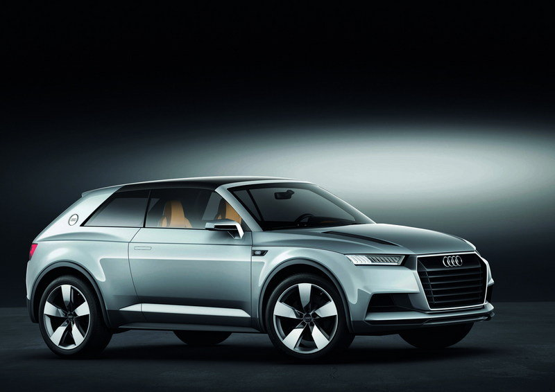 2012 Audi Crosslane Coupe Concept High Resolution Exterior - image 475198
