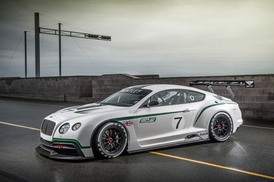 2012 Bentley Continental GT3 Concept - image 475089