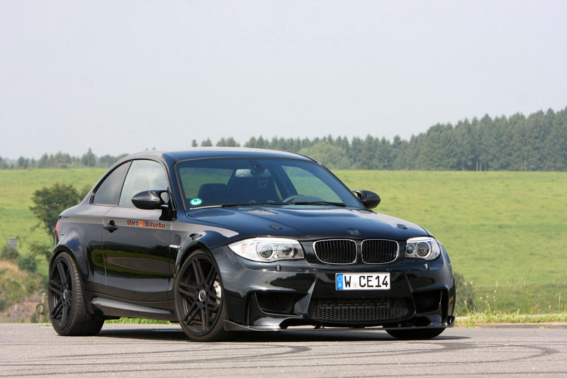 2012 BMW 1-Series M Coupe MH1 S-Biturbo by Manhart Racing