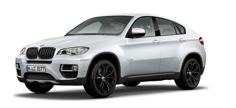 2012 BMW Individual X6 Performance Edition