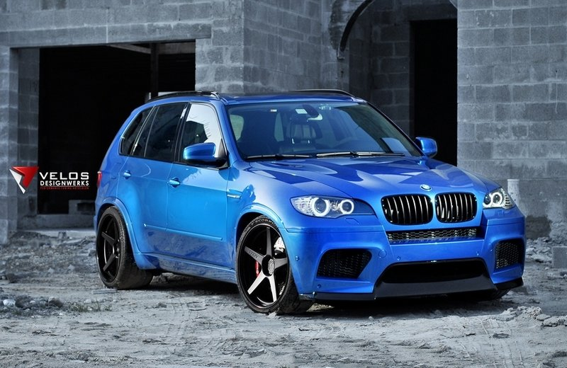 2010 2013 Bmw X5m By Velos Designwerks Top Speed