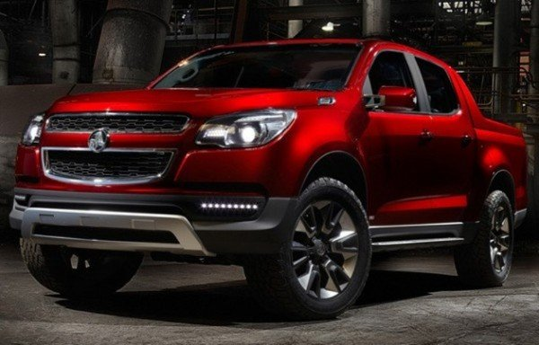 2012 Holden Colorado Review - Top Speed