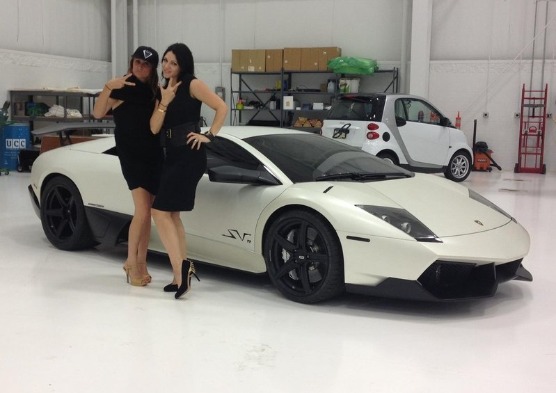 2010 Lamborghini LP2000-2 SVTT by Covert Tuning Dynamics