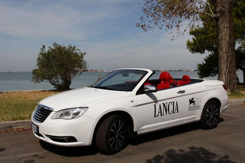 2012 Lancia Flavia Red Carpet Special Edition