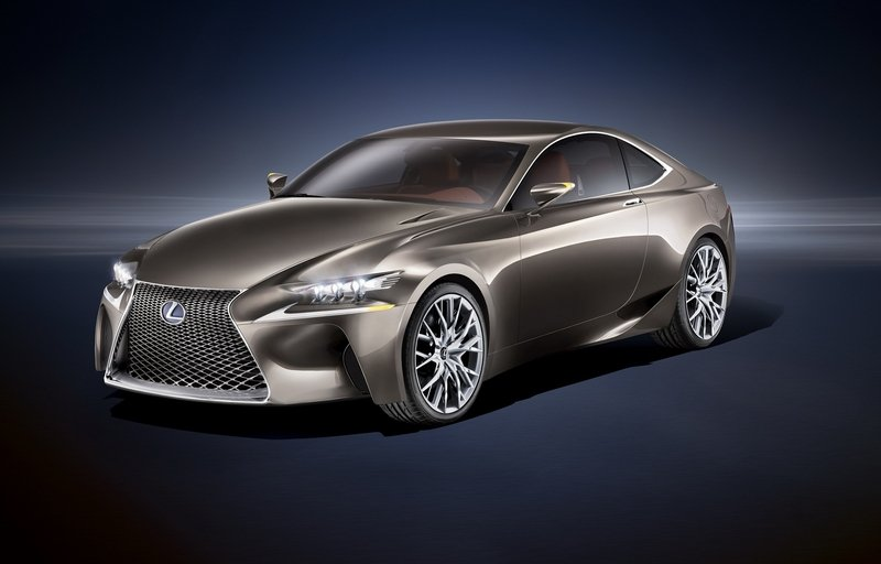 2012 Lexus LF-CC Concept High Resolution Exterior Wallpaper quality - image 473631