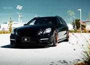 "Mercedes-Benz E63 AMG ""Project Cyphur"" by SR Auto Group"