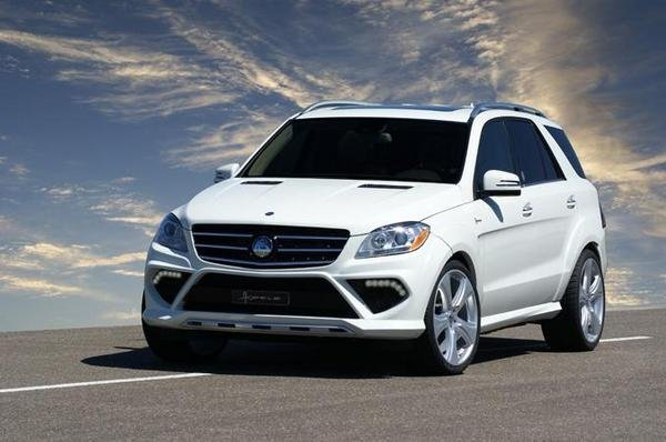mercedes ml-class by hofele design picture