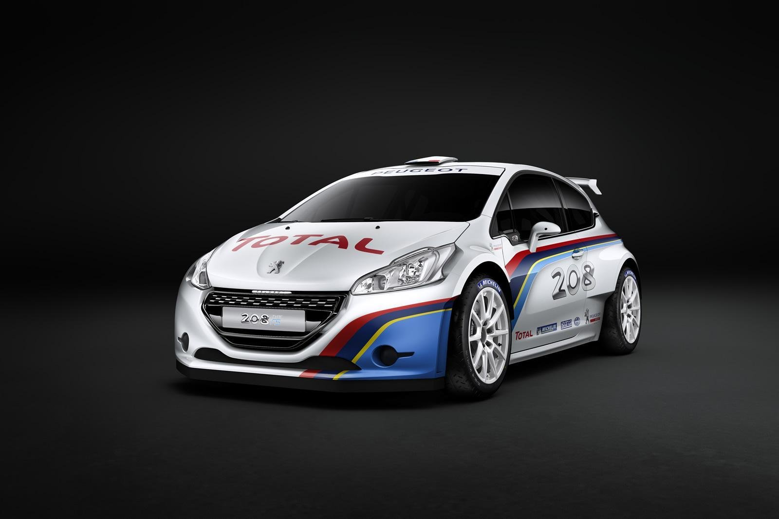 2013 peugeot 208 t16 type r5 rally car top speed. Black Bedroom Furniture Sets. Home Design Ideas