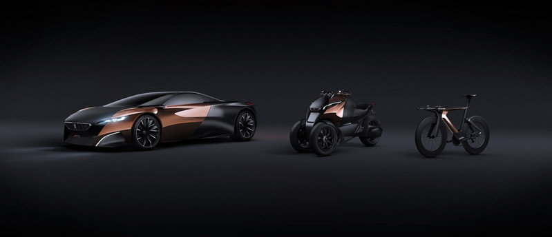 2012 Peugeot Onyx Hybrid Concept Exterior Wallpaper quality - image 473227